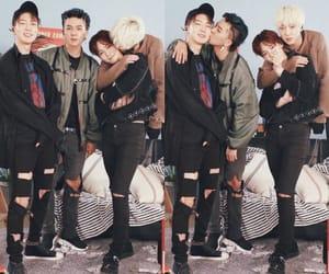 kpop, lee seunghoon, and kim jinwoo image