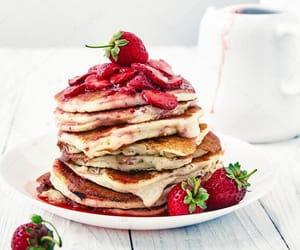 breakfast, food, and good image