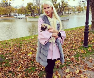 autumn, blondes, and inspiration image