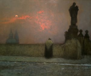 20th century, dark, and art image