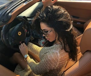 car, fashion, and ferrari image