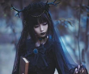 beautiful, gothic lolita, and japan image