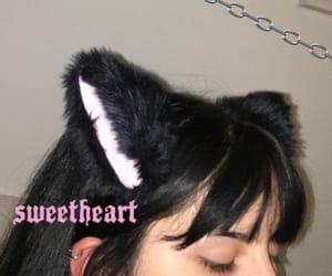 alternative, cat, and catgirl image