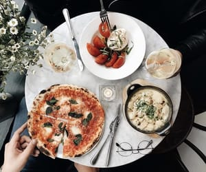 cafe and pizza image