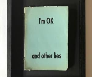 lies and ok image
