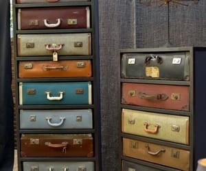 furniture, recycling, and vintage image