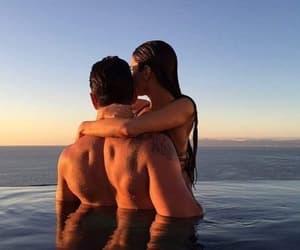 boyfriend, Relationship, and sea image