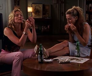 Carrie Bradshaw, girls, and sarah jessica parker image