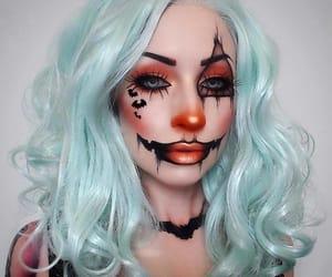 Halloween, beauty, and makeup image