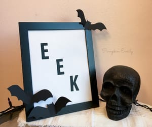 diy, Halloween, and halloween decor image