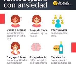ansiedad, trastorno, and psicología image