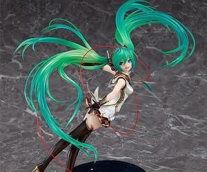 action figure, doll, and hatsune miku image