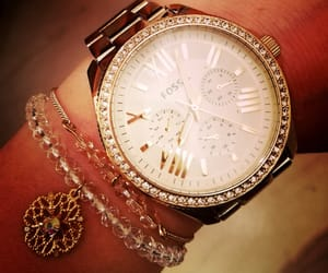 accessories, autumn, and watch image