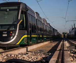 brazil, tram, and cuiabá image