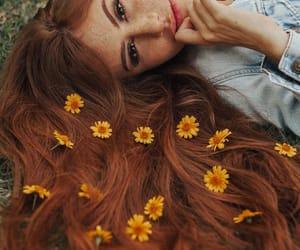 redhead, girl, and brazilian image