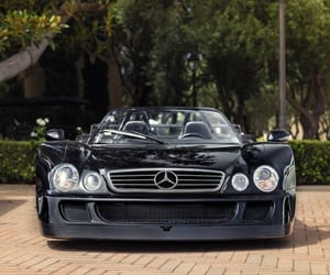 classic, mercedes benz, and s class image