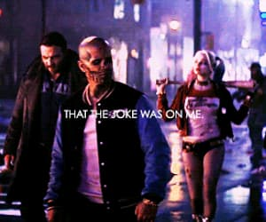 gif, harley quinn, and suicide squad image