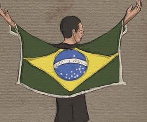 brasil, prayer, and brazil image