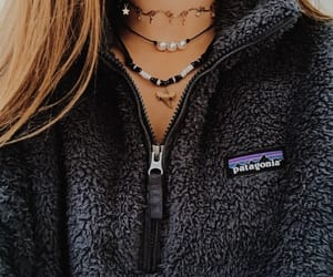 fashion, style, and patagonia image