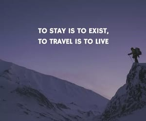 forever, travelling, and world image