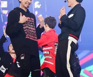 kim jongin, chanyeol, and pcy image