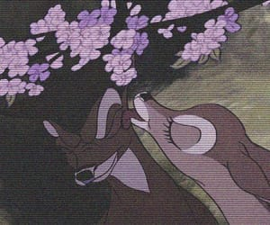 bambi, aesthetic, and disney image