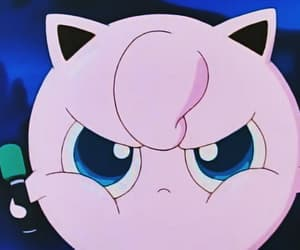 pokemon, jigglypuff, and cute image