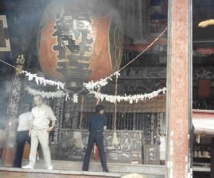lantern, sacred, and old photo image