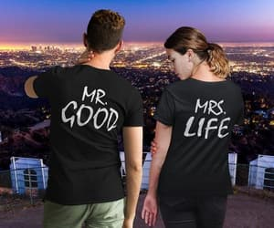 etsy, matching shirts, and mr mrs couple shirts image