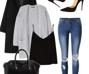 fashion, Givenchy, and outfit image