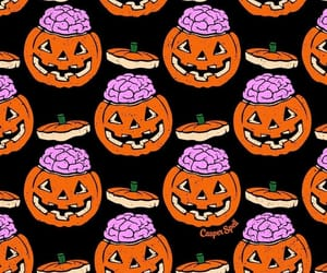background, Halloween, and indie image