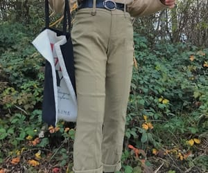 aesthetic, fall, and lookbook image