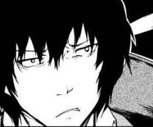 manga, dazai, and osamu image