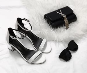accessories, black, and classy image