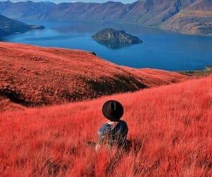 adventure, destination, and hat image