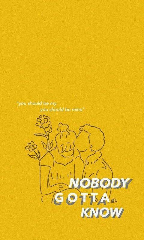 Nobody Gotta Know Uploaded By Feli On We Heart It Know no, nobody gotta know. nobody gotta know uploaded by feli on