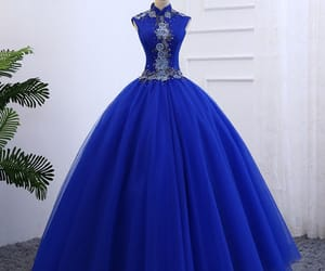 formal dresses, 2019, and tulle prom dress image