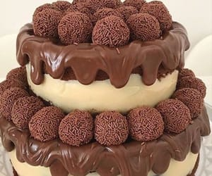 cakes, chocolate, and food porn image