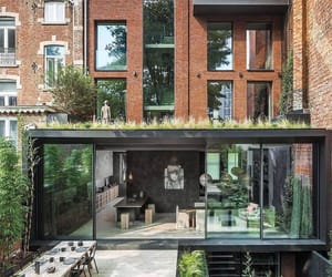 architecture, extension, and home image