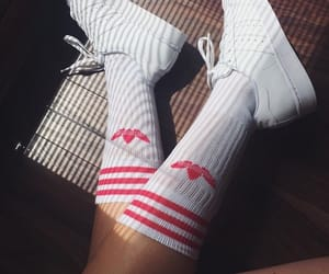 adidas, chic, and fashion image