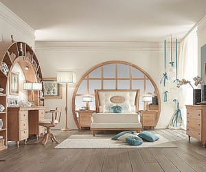 beautiful, bedroom, and decoration image