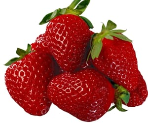 png, overlay, and strawberry image