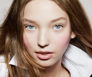 brunette, faceclaim, and fem fc image