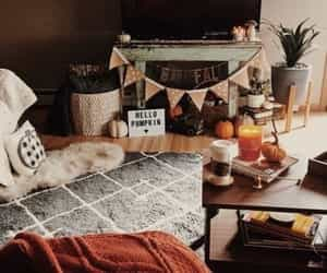 article, decor, and fall image
