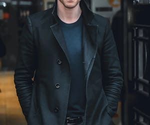 handsome, Marvel, and smile image