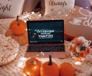 cozy, pumpkin, and autumn image