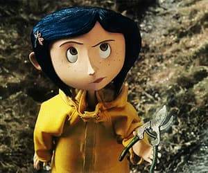 animation, coraline, and Halloween image