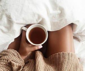 tea, cozy, and coffee image
