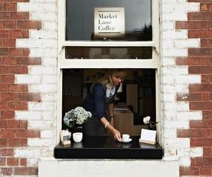coffee and window image