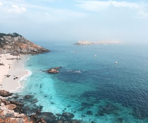 blue, islas, and beach image